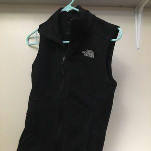 Northface black vest